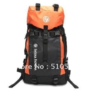 "SHISHA PANGMA "" Leisure doctrine Series-2012 New Men's Nylon Travel Sports Backpak / Mens Double Shoulder Backpack 12090211 - fisher zhang's store"