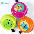 60mm Cartoon Bicycle Bell Cute Bike Horn Alarm Warning Bell Ring Clearly Sounds Bicycle Cycling Horns