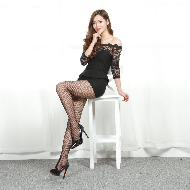 Korean women in pantyhose