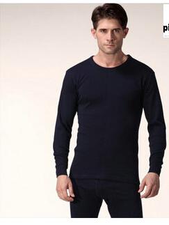 Autumn Winter Men 39 S 100 Cotton Thermal Underwear Suits
