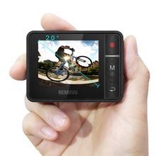 2.0 » QVGA TFT LCD Wi-Fi пульт дистанционного управления комплект для Gopro герой аксессуары 4 / 3 + / 3