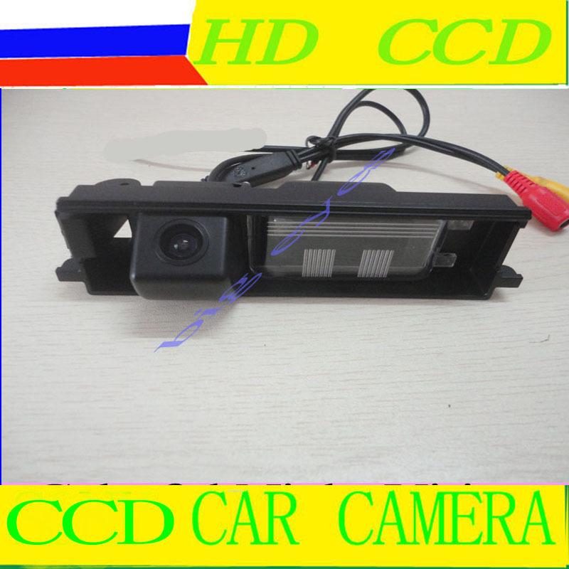 Car Rear View Reverse backup Camera auto CCD HD camera in car camera for TOYOTA RAV4,RELY X5\09 CHERY TIGGO 3,CHERY A3(China (Mainland))