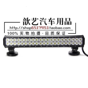 126W Cree LED Off road Light Bar,Daytime Running Lights,Led roof lamp Engineering Lights Super Bright