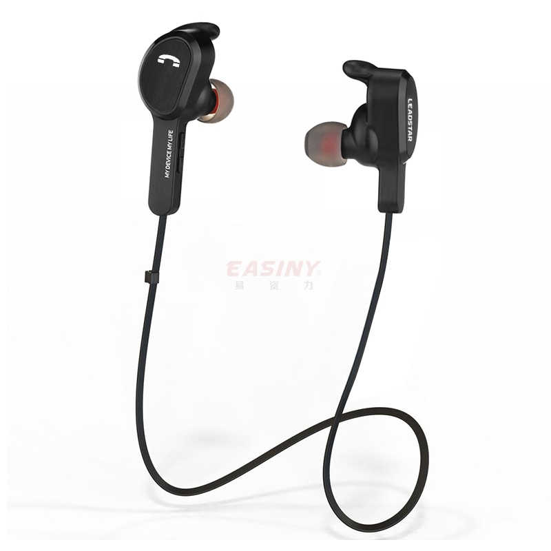 sport bluetooth headset for smartphone hifi sound quality super bass stereo wireless earphone. Black Bedroom Furniture Sets. Home Design Ideas