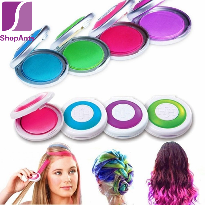 1 Pcs Hair Care Temporary Powder Hair Color Crayons Chalk Dye Manic Panic Giz Pastel DIY Chalks For Coloring The Hair Styling