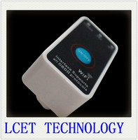 2015 WIFI New Super Mini ELM327 OBD2 OBD ii CAN-BUS Diagnostic Tool ON OFF Switch Works on Android Symbian Windows