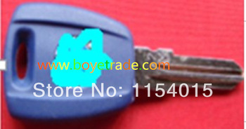 Best quality fiat transponder key shell outside tooth 5pcs/lot(China (Mainland))
