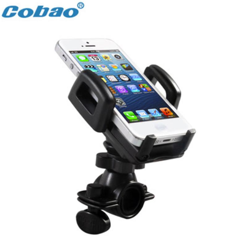 Rotatable Bike Motorcycle Golf Cart Handlebar Mobile Cell Phone GPS Mount Stand Holder(China (Mainland))