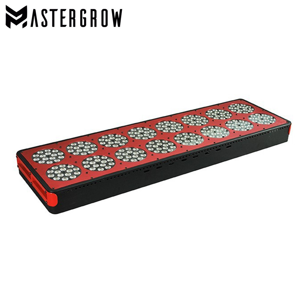 Apollo 16 Full Spectrum 1200W 10bands LED Grow light with 5w led lights For Indoor Plants Hydroponic System High Efficiency(China (Mainland))
