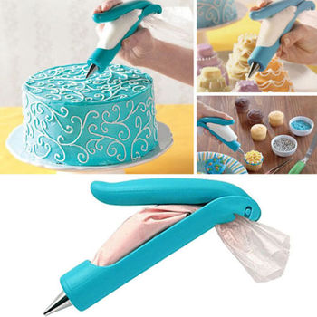 Pastry Icing Piping Bag Nozzles Tips Fondant Cake Sugarcraft Tool Decorating Pen Kitchen Tool