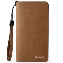 New Fashion Men Long Desinger Wallet Card Pack Brand Designer Male Clutch Bag Money High Quality