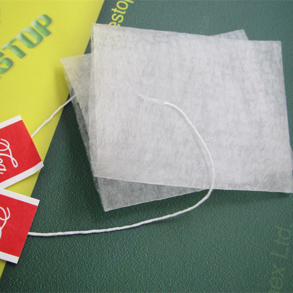 Without pollution Empty biodegradable tea bags and Corn fiber tea bag,heat sealed empty tea bags,Nylon Pyramid Tea Bag(China (Mainland))