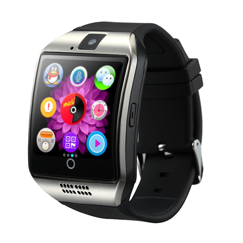 2016 New Apro Q18 Bluetooth Smart Watch Support NFC SIM GSM TF Card Video Camera Support Android IOS Mobile Phone(China (Mainland))