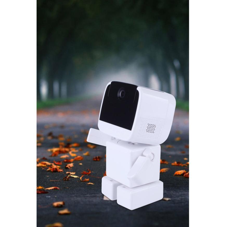 Box Robot Mobile Remote APP Long-Range Control 1 Million 300 Thousand Webcam Camera #15(China (Mainland))