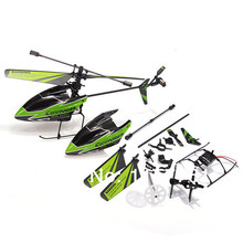 WLtoys V911-1 2.4G 4CH RC Helicopter BNF+WLtoys V911-1 Accessories Bag with Vertical Tail