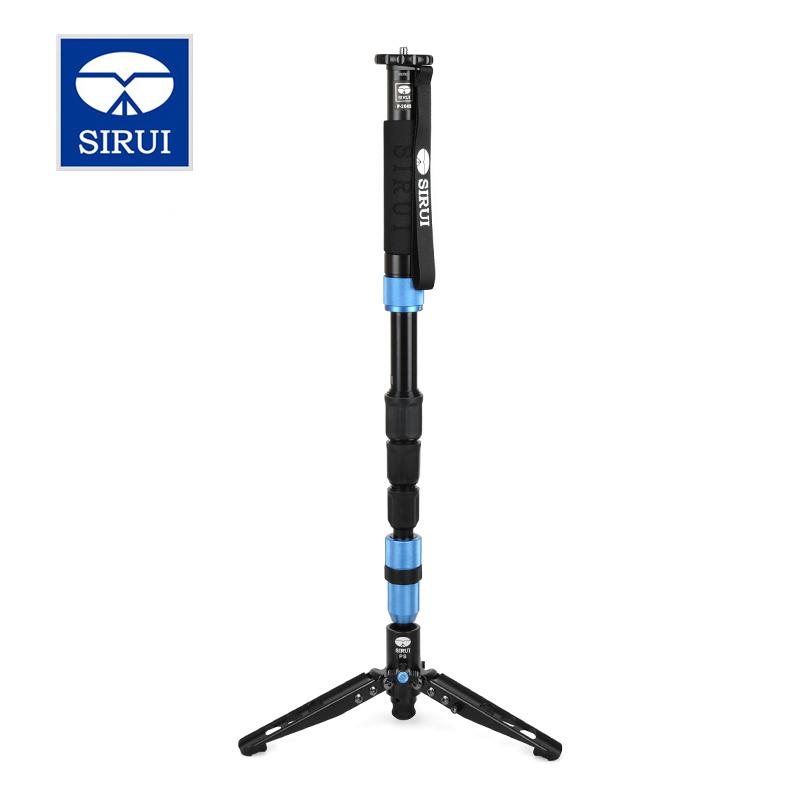 DHL gopro Sirui P204S professional monopod digital SLR camera photography portable monopod Wholesale(China (Mainland))