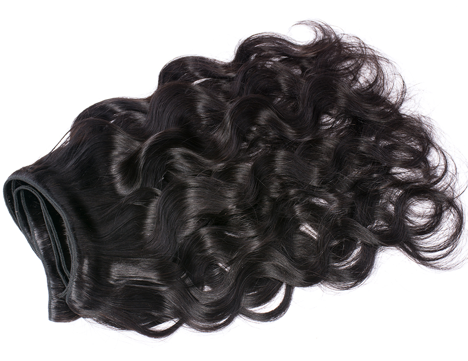 Iwish 1pc Peruvian Remy Hair Body Wave Hair Products Natural Black Color 100% Human Hair Weave Bundles Free Shipping 10-28 inch