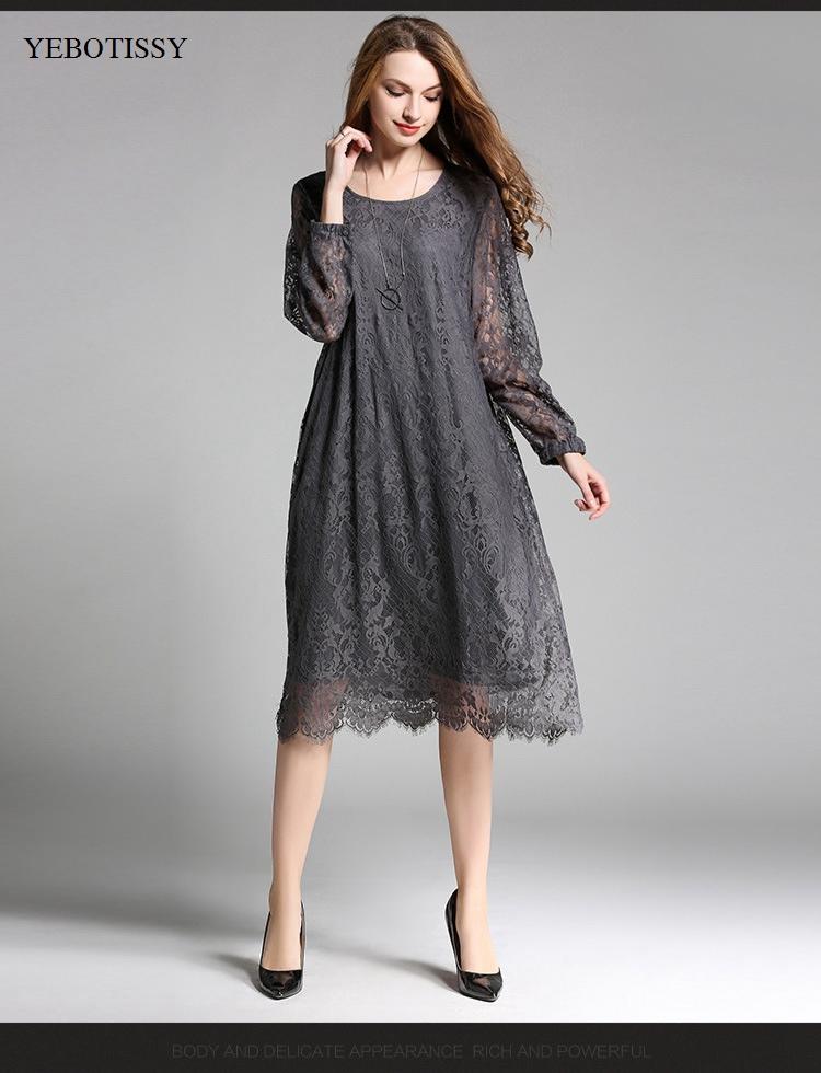 lace dress 2017 plus size (17)