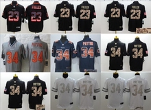 NO-1 2016 Best Quality,Chicago Bears,Alshon Jeffery Kyle Fuller Walter Payton ALL players(China (Mainland))