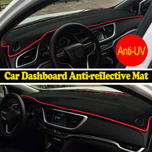 Buy Audi A3 dashboard mat protective pad dash mat covers Photophobism Pad car styling accessories 2003-2013 Left hand drive for $20.24 in AliExpress store