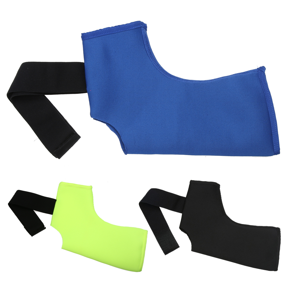 Outdoor Unisex Sports Safety Basketball Breathable Compression Strap Achilles Tendon Brace Sprain Protector Ankle Support M-XL(China (Mainland))