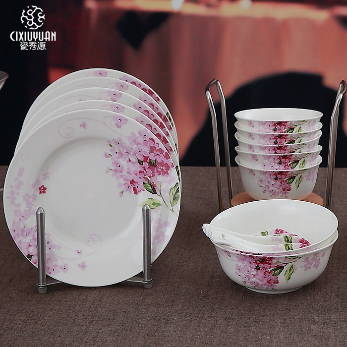 Popular Vintage Dinner Set Buy Cheap Vintage Dinner Set Lots From China Vinta