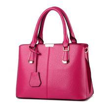 Lady Style women bag women handbags PU leather women messenger bags women s pouch bolsas purse