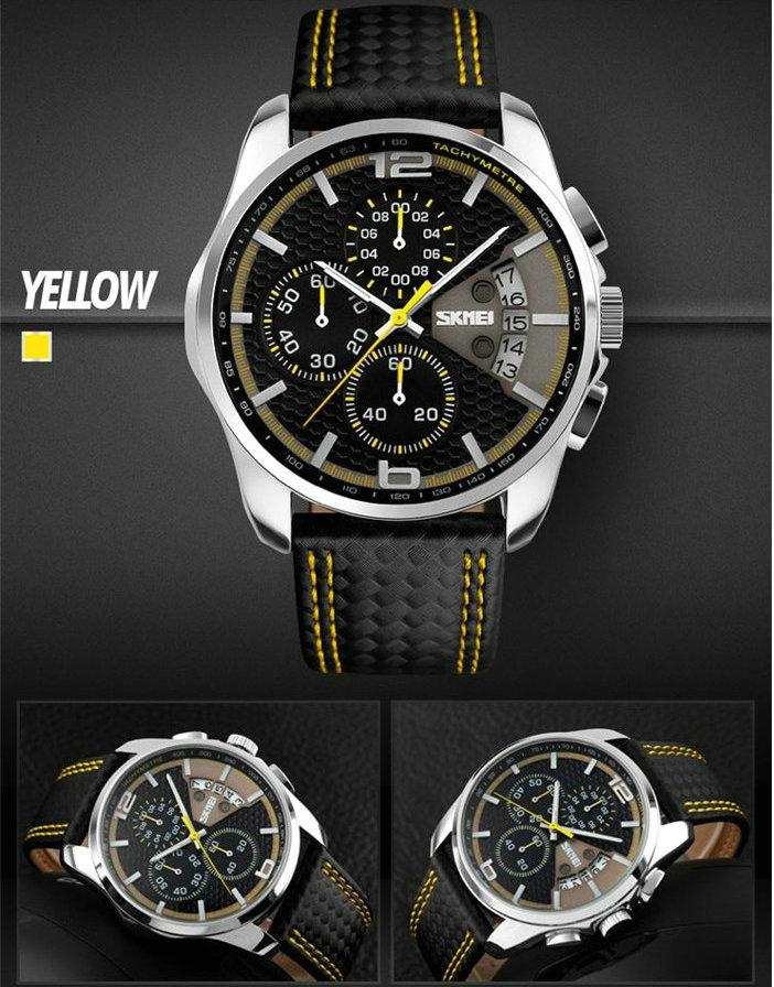 Skmei водонепроницаемость кварцевые часы из нержавеющей стали назад wathes мужчины женщины бизнес наручные часы мужская Спортивная классическая Мода