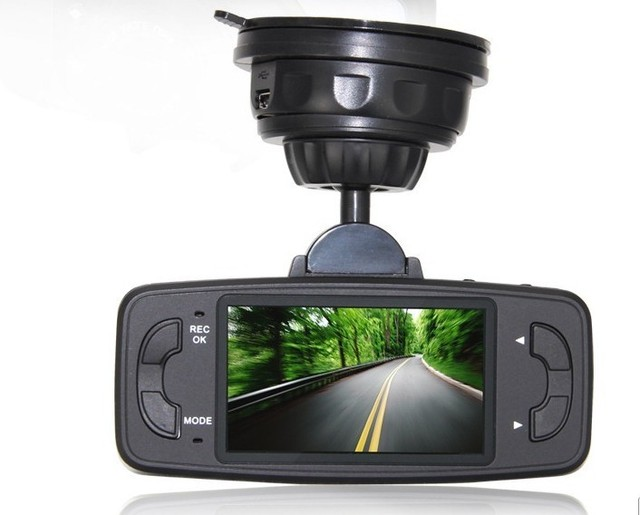 "GS9000 2.7"" TFT 1080P 178 Degree Car DVR Vehicle Camera Driving Recorder GPS G-sensor H.264 Motion Detection IR Night Vision"