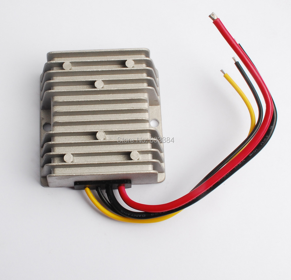 24V(10-36vV)to 24V DC DC converter 10A 240W  320G for solar charge<br><br>Aliexpress