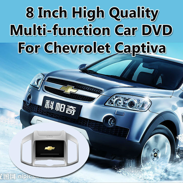 2015 New Top Quality 8 inch Android Car DVD GPS for CHEVROLET CAPTIVA with GPS Navigation Radio Bluetooth Free Map Card(China (Mainland))