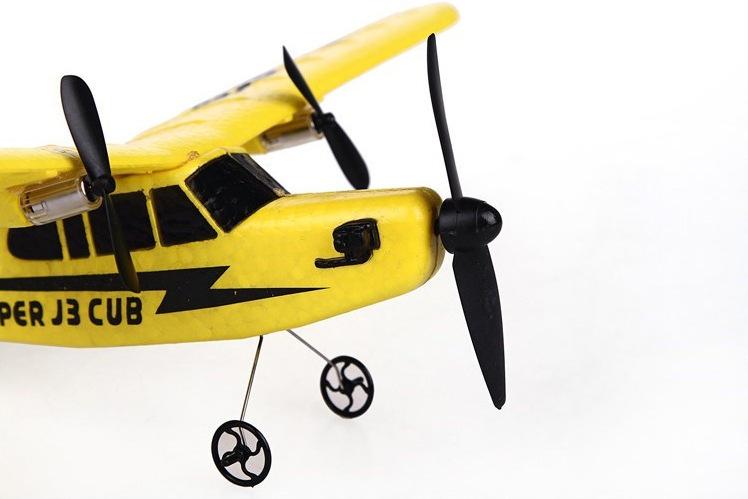 2130031525 RC Plane EPP Foamed CESSNA plane 2ch Remote Control glider airplane/aerodone RC mini soaring aeroplane toy