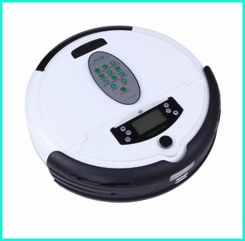 top quality Automatic Intelligent Robot Vacuum Cleaner Self Charging Remote Control dust HEPA Filter robot aspirador(China (Mainland))
