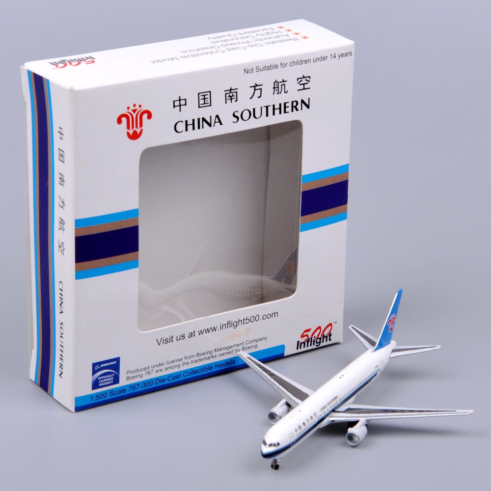 Inflight 500 Model Airplane 1:500 Scale China Southern Airline Boeing 76748 Airliner Diecast Aircraft Model Kids Toys Brinquedos<br><br>Aliexpress