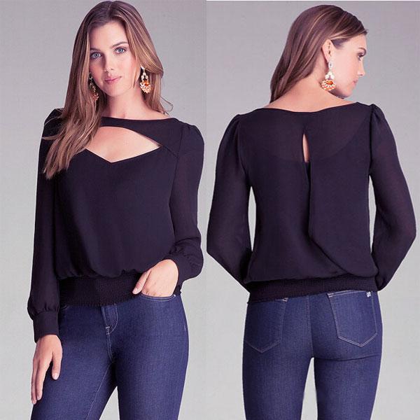 Женские блузки и Рубашки 2015 t femininaS bLuSaS S m L xL xxL 6006 женские блузки и рубашки cool fashion 16 s xxxl t blusas femininas tc0099