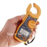 LCD display Professional AC/DC digital clamp Multimeter TESTER Electrical Meter MT-87, Free drop shipping