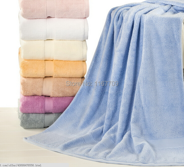 90*180cm High Quality Bath Towel Beach Towels Large Size