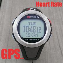 Running Men's Sports watches GPS watch Digital Waterproof military men Heart Rate Monitor Altimeter Compass hours Climbing