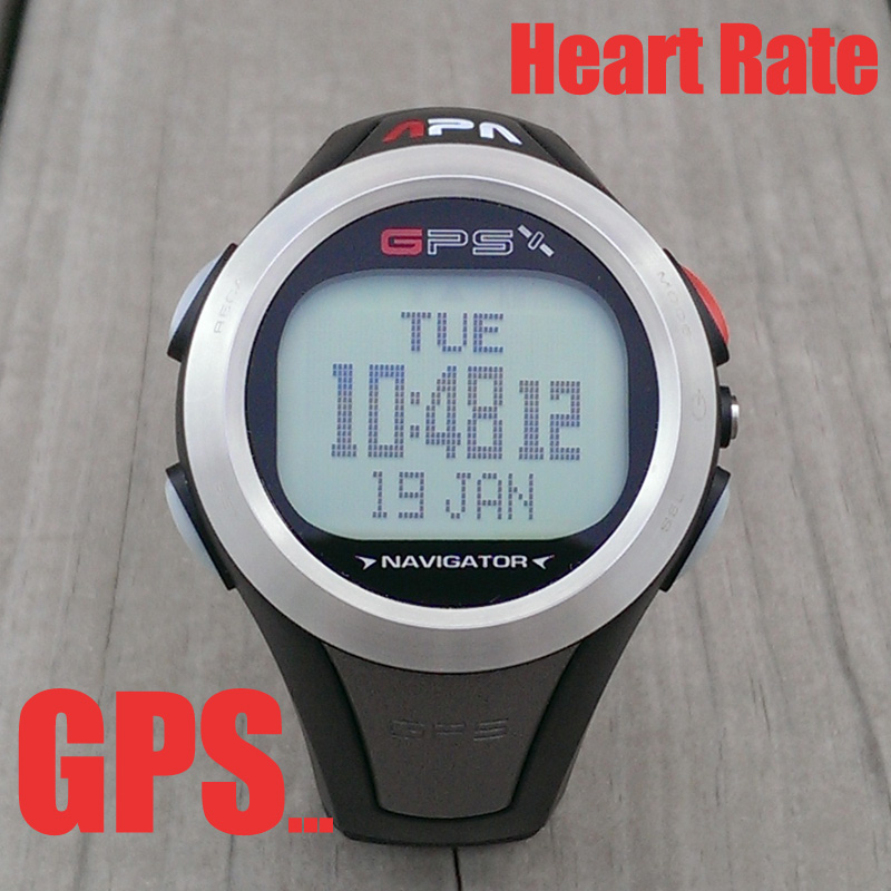 Running Men's Sports watches GPS watch Digital Waterproof military men Heart Rate Monitor Altimeter Compass hours Climbing(China (Mainland))