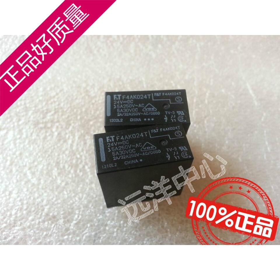 Гаджет  F.T-F4AK024T-24VDC  OR F4AK024T None Электронные компоненты и материалы