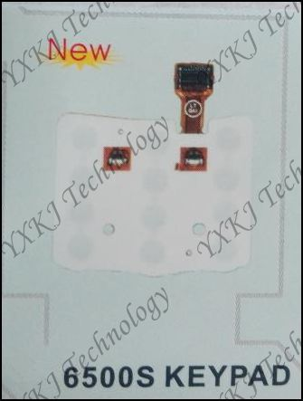 Brand new for nokia 6500s keypad flex cable high quality free shipping 50/lots(China (Mainland))