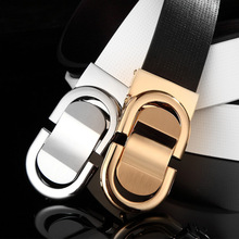 Buy Brand ceinture mens Luxury belt belts Women genuine leather Belts men designer belts men high buckle waistband for $10.52 in AliExpress store