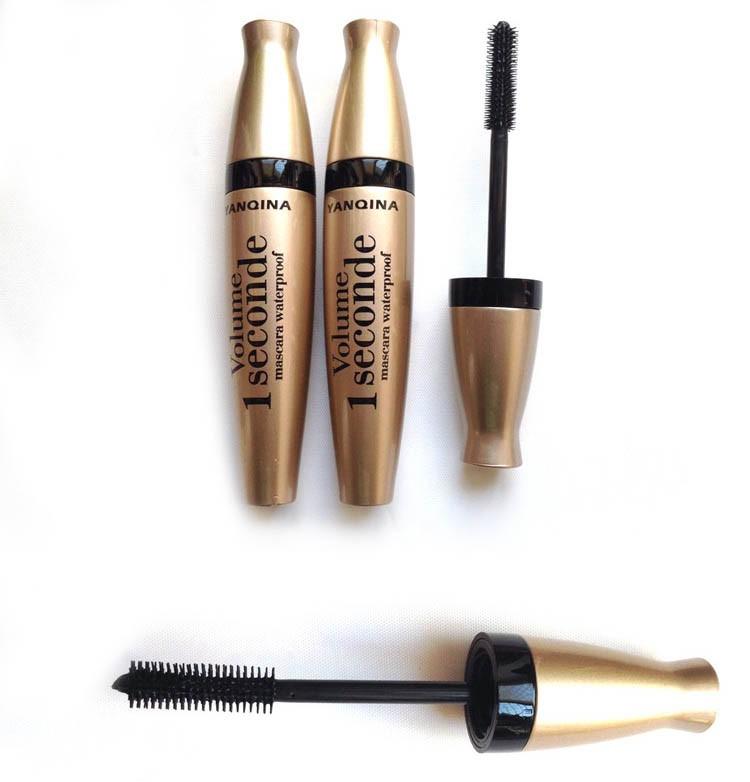 1Pcs Cosmetic mascara Extension Length Long Curling Eyelash Makeup Black Mascara Eye Lashes Make up liner for eyes makeup(China (Mainland))