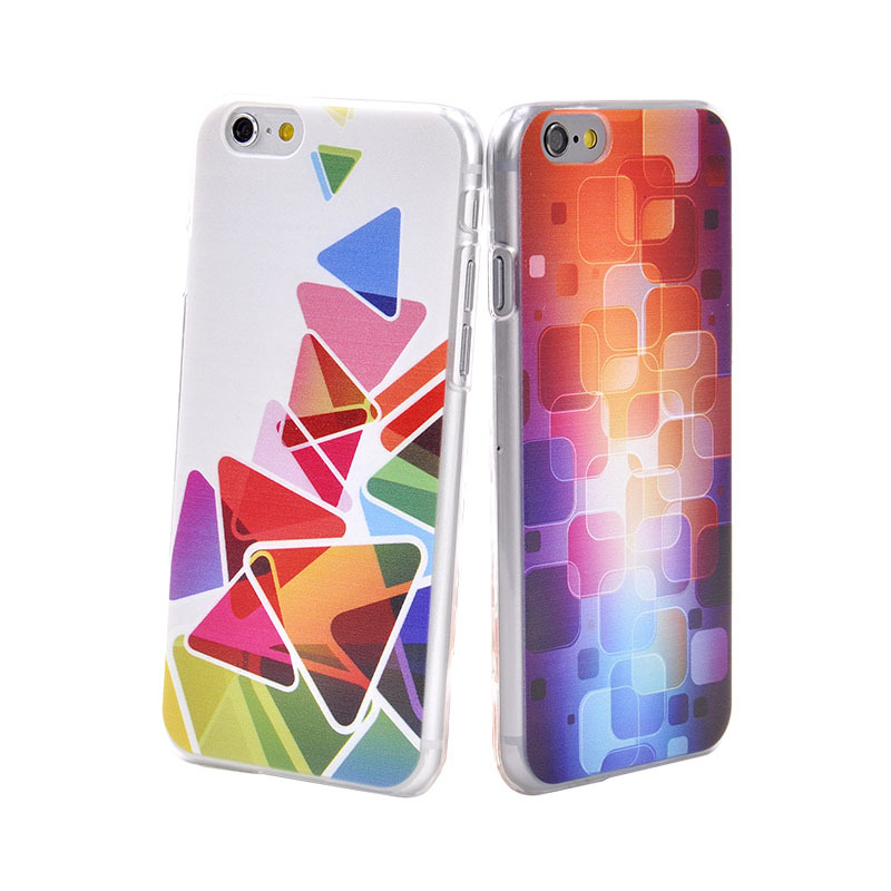 Brand New Luxury Painted Design Cell Phone For iPhone 6 Cases Gorgeous Colorful Case Cover for iPhone 6 4.7 inch Top Quality(China (Mainland))