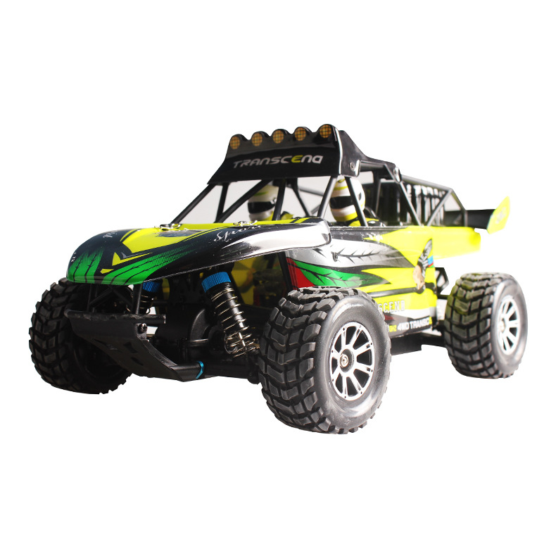 1:18 remote control desert off-road vehicle 2.4G rc trucks 50KM/H nitro drift cars for sale 4(China (Mainland))