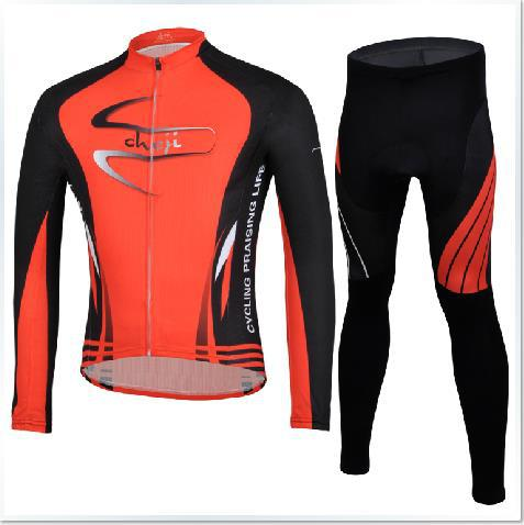 black friday Hot Sale Black Red Cycling Bike Bicycle Clothing Men
