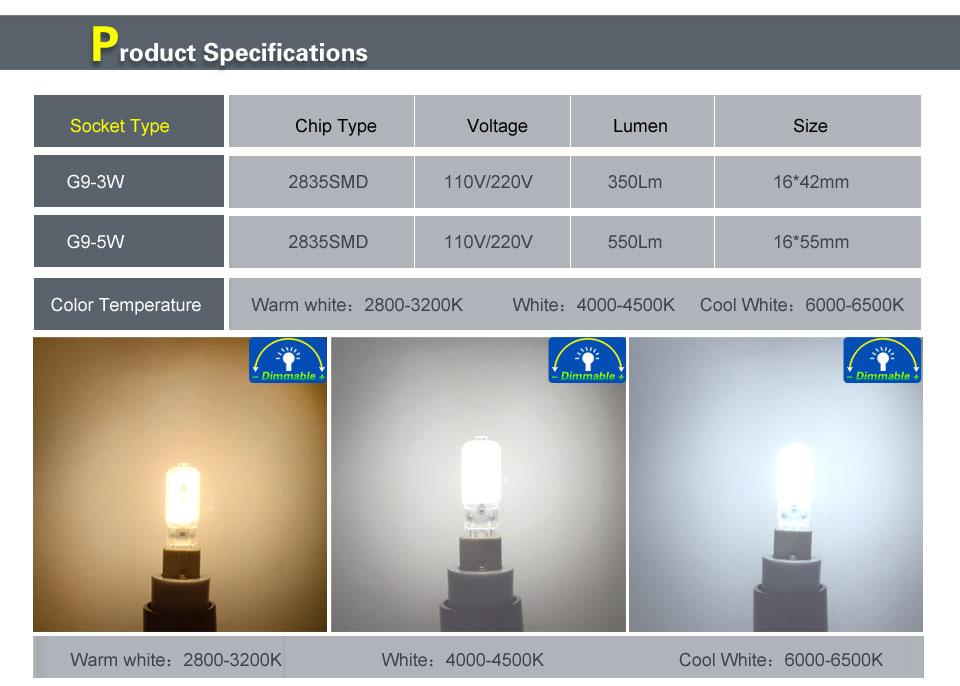 G9 LED LAMP (2)