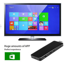 2GB 32GB Mini PC Quad Core Intel TV BOX Windows 8 1 OS Computer Stick Package