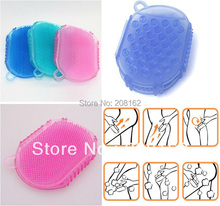 Massage Brush Body Massage Glove Massager For anti fat Body arm leg weight