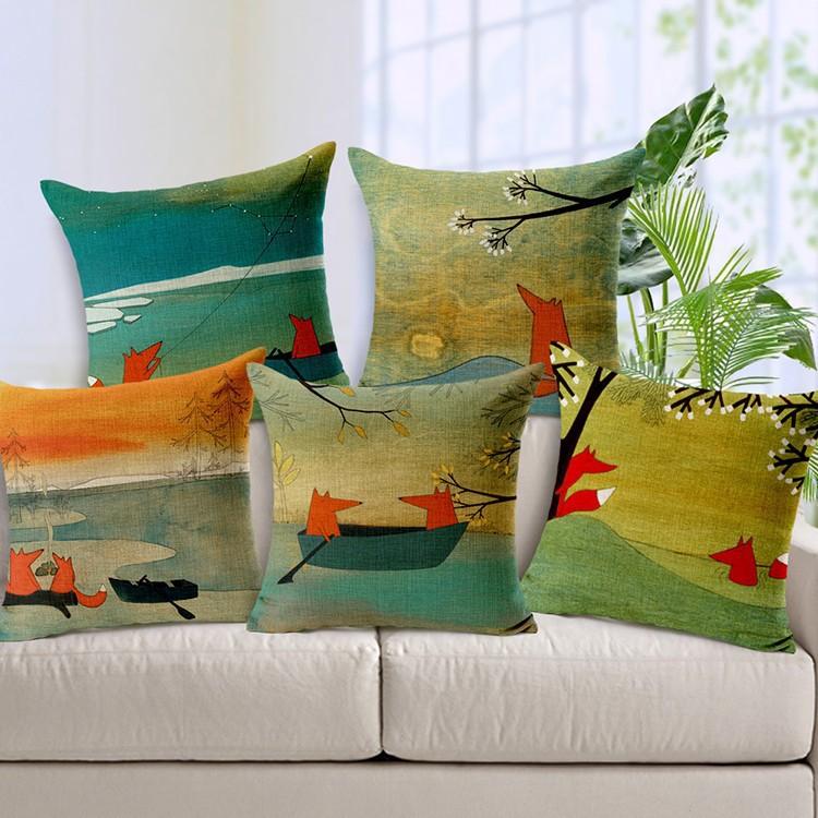 Almofadas para sofa cushions home decor decoration throw for Cojines para sofas